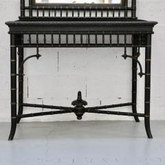 Console vaity table Italy late XIXth century - 1488561