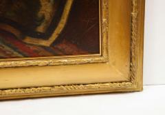 Constantin Meunier Constantin Emile Meunier Hide Seek French Oil on Canvas - 1161421