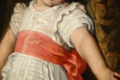 Constantin Meunier Constantin Emile Meunier Hide Seek French Oil on Canvas - 1161422