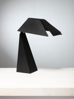 Constructivist Metal Table Lamp - 1230374