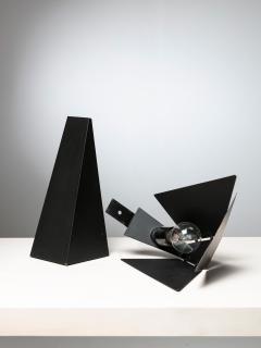 Constructivist Metal Table Lamp - 1230376