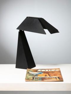 Constructivist Metal Table Lamp - 1230378