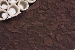 Contemporary Ceramic Sculpture Grand Anneau Noir - 1598854
