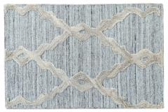 Contemporary Flatweave Custom Wool Rug - 1451103