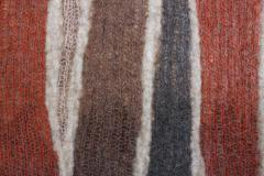 Contemporary Hand Felted Wool Rug - 1608313