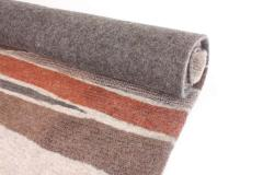 Contemporary Hand Felted Wool Rug - 1608315