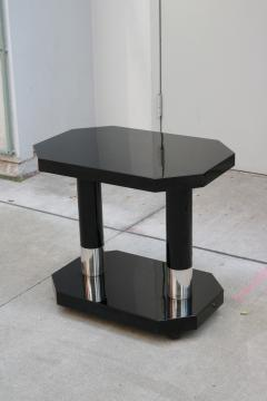 Contemporary Two Tier Side Table - 1597093