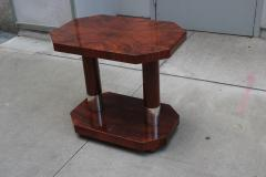 Contemporary Two Tier side Table - 1596870