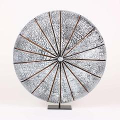 Contemporary Wood Sculpture Paras l ne Blanc - 1598782