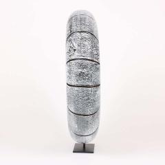 Contemporary Wood Sculpture Paras l ne Blanc - 1598784
