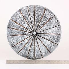 Contemporary Wood Sculpture Paras l ne Blanc - 1598792