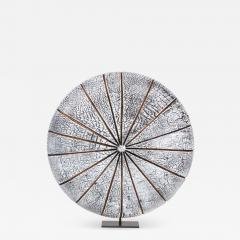 Contemporary Wood Sculpture Paras l ne Blanc - 1601903