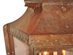 Copper Lantern - 1704629