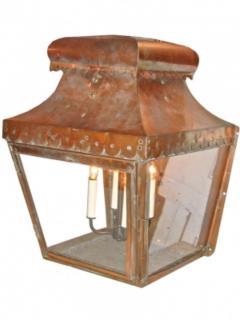 Copper Lantern - 1704633