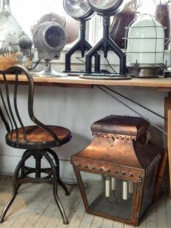 Copper Lantern - 1704634