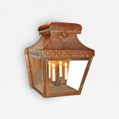 Copper Lantern - 1705479