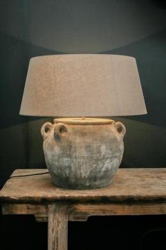 Copy of large unglazed vintage pot - 2144108