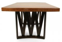 Cork Top Dining Table by Paul Frankl for Johnson Furniture Co  - 774857