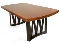 Cork Top Dining Table by Paul Frankl for Johnson Furniture Co  - 774859