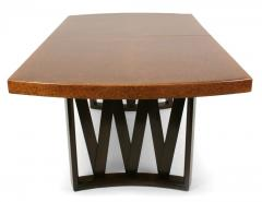 Cork Top Dining Table by Paul Frankl for Johnson Furniture Co  - 774861