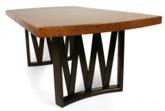 Cork Top Dining Table by Paul Frankl for Johnson Furniture Co  - 774863