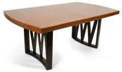 Cork Top Dining Table by Paul Frankl for Johnson Furniture Co  - 774866