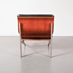 Cornelis Zitman 1964s Rare Cornelis Zitman Leather Easy Chair - 821414
