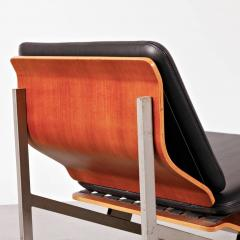 Cornelis Zitman 1964s Rare Cornelis Zitman Leather Easy Chair - 821416