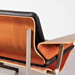 Cornelis Zitman 1964s Rare Cornelis Zitman Three Seat Leather Sofa - 824469