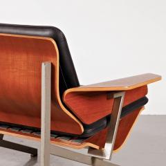 Cornelis Zitman 1964s Rare Cornelis Zitman Two Seat Leather Sofa - 824460