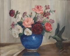 Corrine Jackson Still Life Oil Painting By Corinne Jackson circa 1935 - 1166100