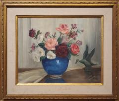 Corrine Jackson Still Life Oil Painting By Corinne Jackson circa 1935 - 1166101