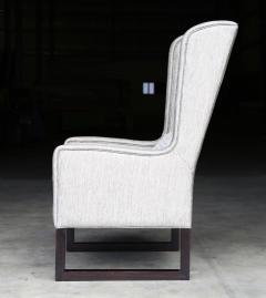 Costantini Design Matteo High Back Wing Chair in Kravet Fabric - 405866