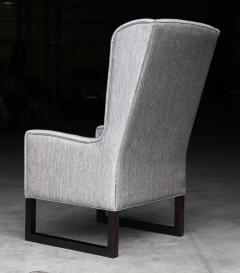 Costantini Design Matteo High Back Wing Chair in Kravet Fabric - 405868