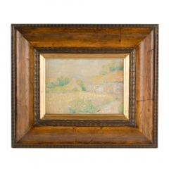 Country Cottage unsigned painting - 2128800