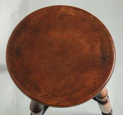 Country Stool with Wonderful Surface - 661583