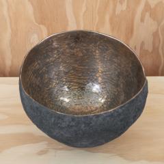 Cristina Salusti Set of 3 ceramics with platinum and gold by Cristina Salusti - 1059526