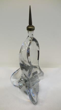 Crystal Glass Sculpture - 870075