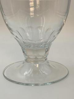 Crystal Vases American 20th Century A Pair - 1455140