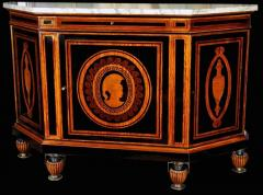 Curious French Sideboard Signed E Duru - 636529