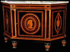 Curious French Sideboard Signed E Duru - 1511909