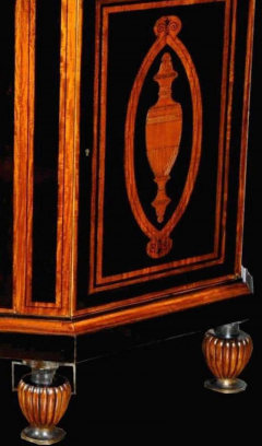 Curious French Sideboard Signed E Duru - 1511912