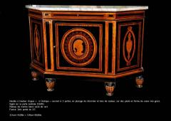 Curious French Sideboard Signed E Duru - 1511913
