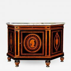 Curious French Sideboard Signed E Duru - 1512285