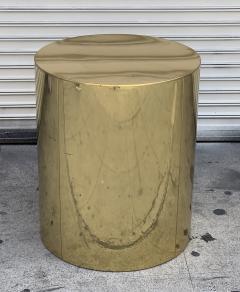 Curtis Jer Brass Pedestal Base by Curtis Jere - 1276218