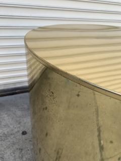 Curtis Jer Brass Pedestal Base by Curtis Jere - 1276221