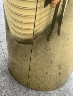 Curtis Jer Brass Pedestal Base by Curtis Jere - 1276223