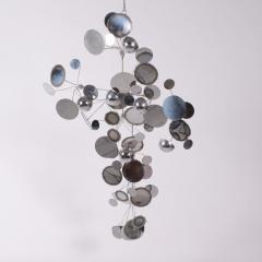 Curtis Jer Curtis Jare raindrops sculpture 1970s - 1013282
