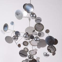 Curtis Jer Curtis Jare raindrops sculpture 1970s - 1013283