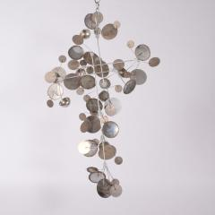 Curtis Jer Curtis Jare raindrops sculpture 1970s - 1013284